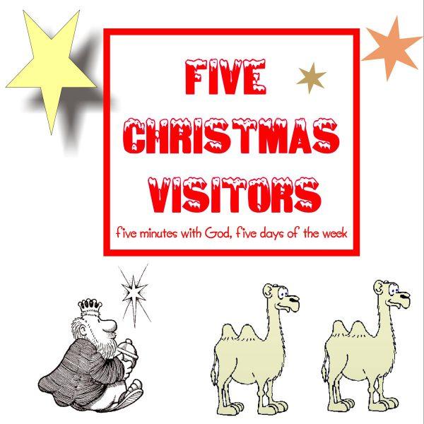 Visitors-CD